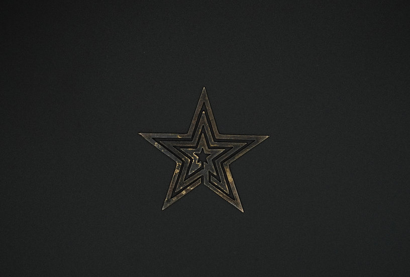 Morning star - Ancient Bronze