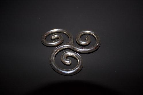 Trinity - Mirror Silver