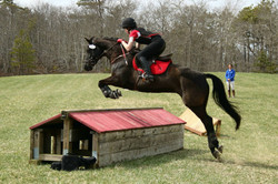 XC Schooling with students locally