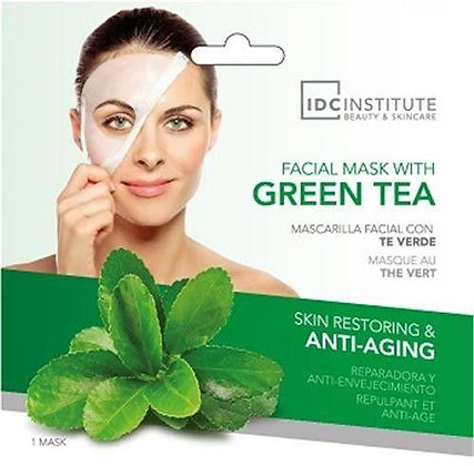 masque thé vert