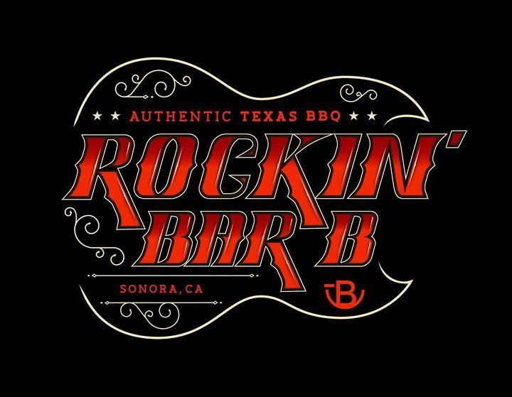 Rockin' Bar-B logo