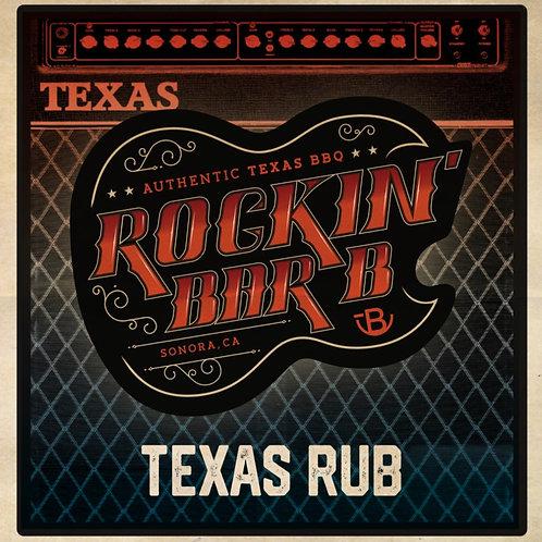Texas Rub (16oz. Shaker)