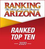 Ranking Digital Emblem Top Ten - Rectang