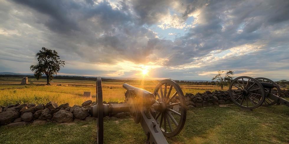 Gettysburg Battlefield Ride