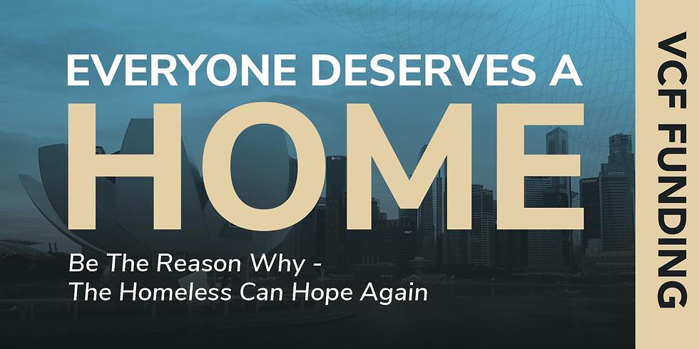 Homelessness Learning Forum 2020 -VCF Funding