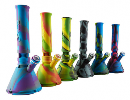 NEW Eyce Silicone Waterpipes!