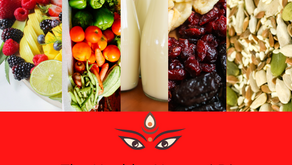 Navratri fasting the healthy way – Bhakti with Shakti and Sahi Poshan!