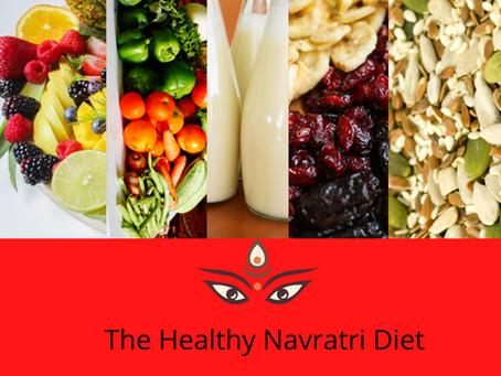 Navratri fasting the healthy way – Bhakti with Shakti and Sahi Poshan!