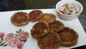 A Versatile Nutritious KPT (Kebab-Patty-Tikki)
