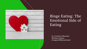 THE EMOTIONAL SIDE OF EATING: BINGE EATING