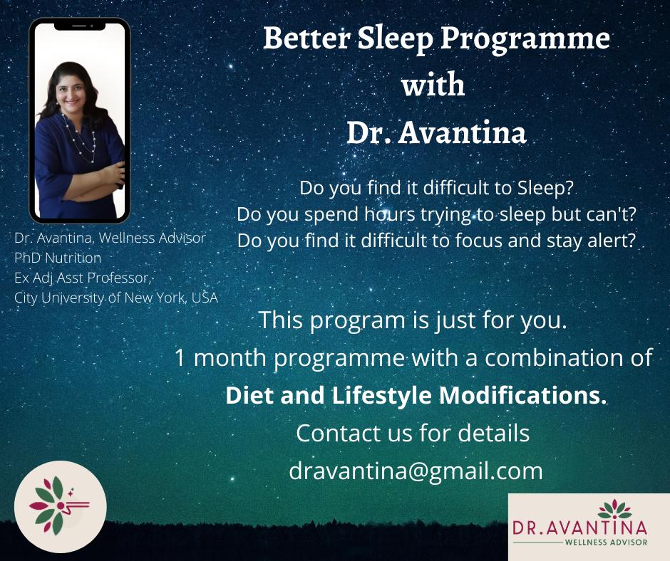 1 Month Better Sleep Programme