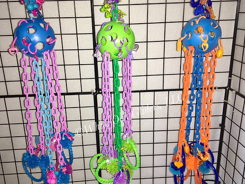 Simple Pulley Toy