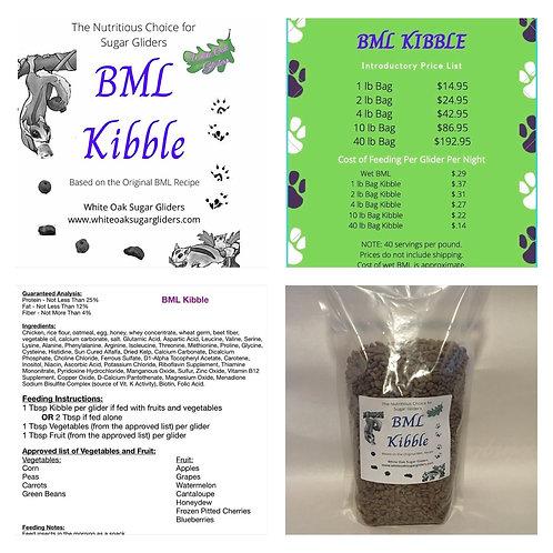 BML Kibble (Large Bags)