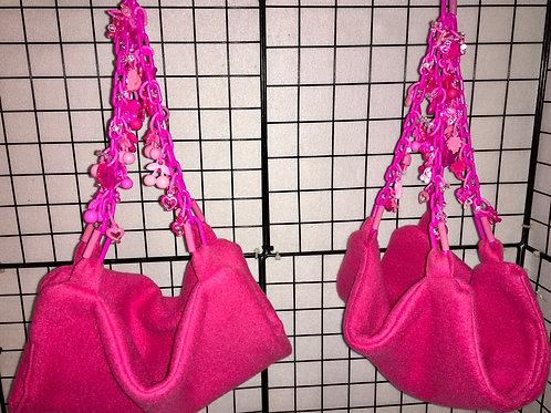 Fancy Parachute Pouch (pink)