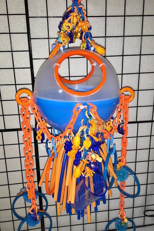 Ball Hide-Out (Blue/Orange)