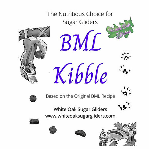 BML Kibble (AVAILABLE NOW)