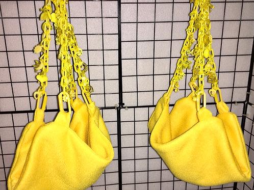 Fancy Parachute Pouch (yellow)