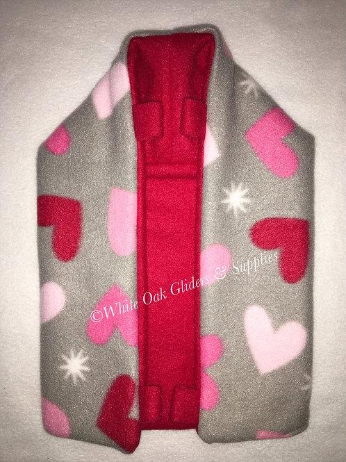 OE Dustpan Pouch (Red Heart)