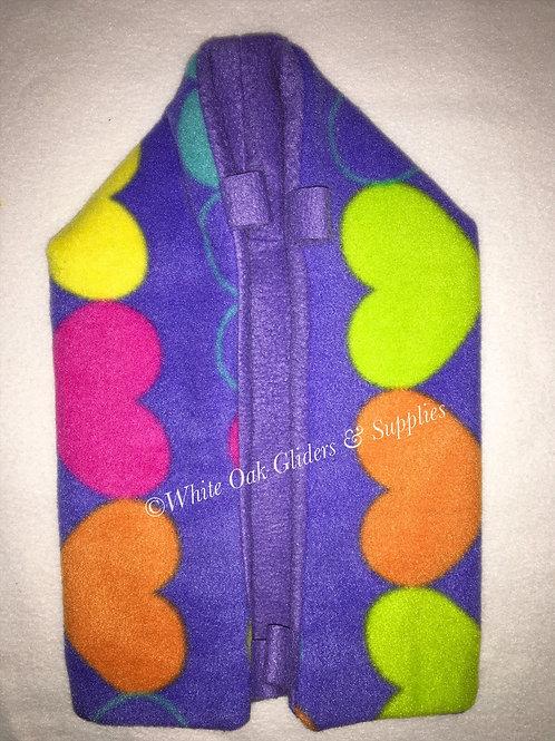 OE Dustpan Pouch (Multi color Heart)