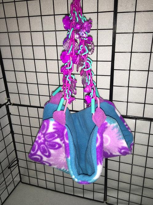 Fancy Parachute Pouch (Flower)