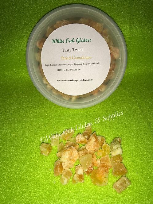 Tasty Treat Dried Cantaloupe (4oz)