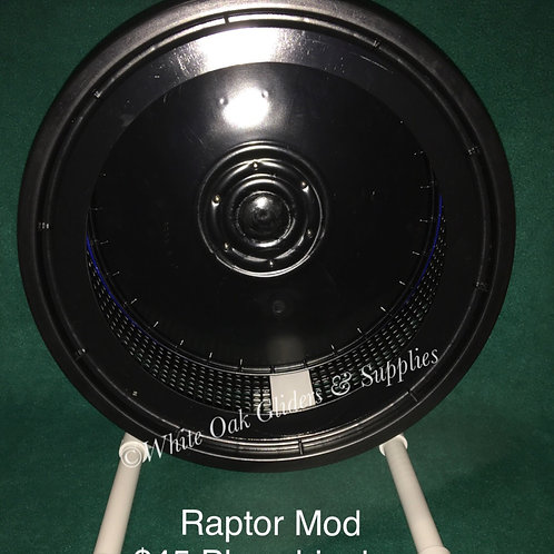 Raptor Mod Wheel (READY TO SHIP) Stainless Track