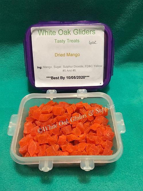 Tasty Treat Dried Mango (4oz)