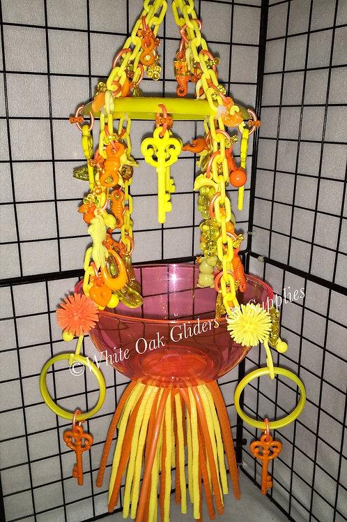 White Oak Rotunda Toy