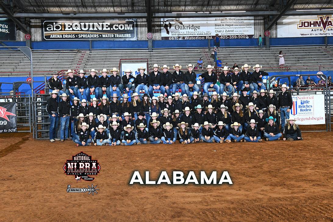 Albra Alabama Alabama Little Britches Rodeo