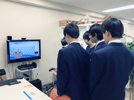 中学生職場体験学習!