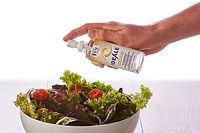 low sodium salt spray on salt bowl