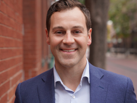 Austin Smith, Donor relations & Advancement