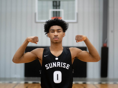 Welcoming Jaden Akins to the Sunrise Family