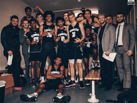 Reinventing Basketball