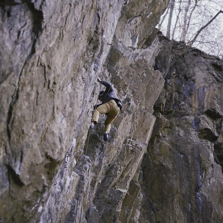 סדנת טיפוס ספורטיבי (סלע) מתקדמת