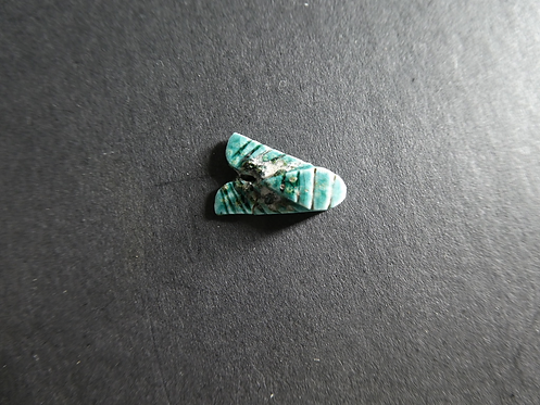 EGYPTIAN GREEN FLY AMULET