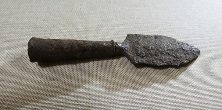 Anglo-Saxon Spearhead