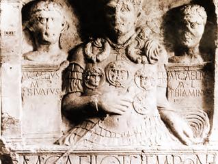 R.I.P. Centurion Marcus Caelius