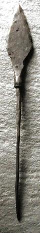 Medieval Arrowhead