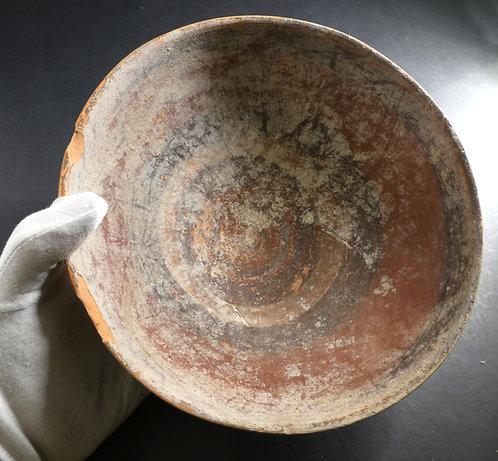 ANCIENT GREEK PAINTED BOWL