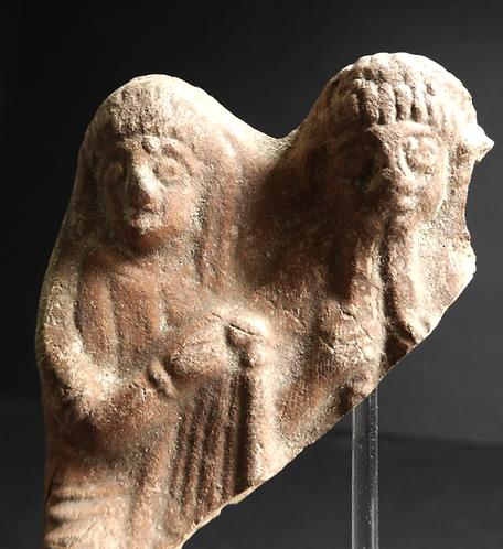 ANCIENT GREEK FRIEZE FRAGMENT