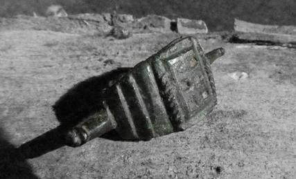 1st/2nd Century Plate Brooch