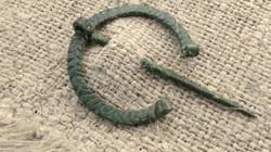 Roman Penannular Brooch