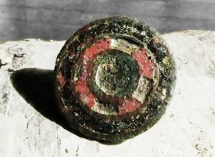 1st Century Roman Disc Brooch