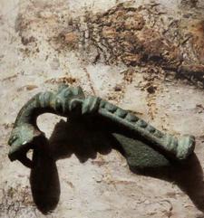 4th Century Roman Trumpet Brooch