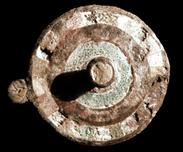 1st Century Disc Brooch