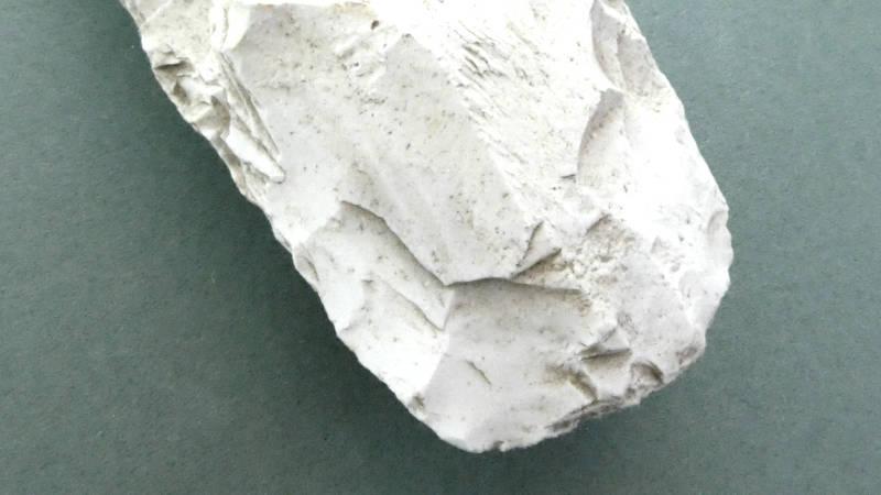 Palaeolithic Handaxe