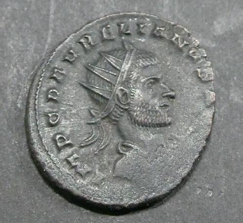 ROMAN BRONZE COIN OF AURELIAN
