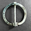 Thumbnail: DECORATED MEDIEVAL PENANNULAR BROOCH