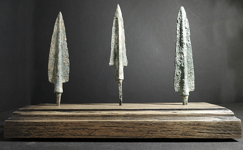 ANCIENT SPEARHEAD COLLECTION